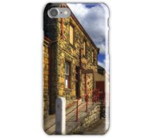 Goathland Ticket Office iPhone Case/Skin