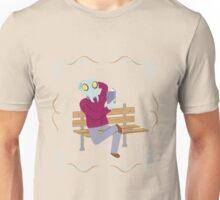 002 a good book Unisex T-Shirt