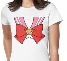 Sailor Moon - Chibi Moon Womens Fitted T-Shirt