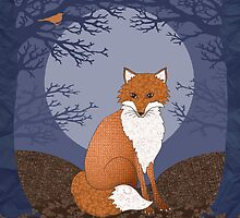Fantastical Mr Fox by hipsterspinster