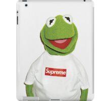 Kermit Supreme / Supreme Logo ( Kermit ) iPad Case/Skin