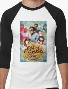 Filthy Frank - King of Filth (Clean) Men's Baseball ¾ T-Shirt