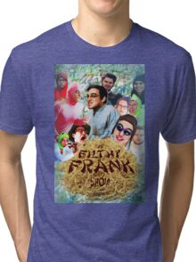 Filthy Frank - King of Filth (Clean) Tri-blend T-Shirt