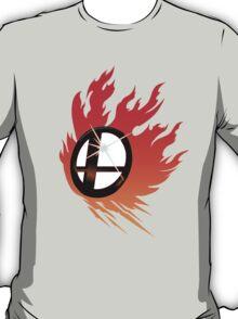 Smash Bros Emblem Red T-Shirt