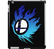 Smash Bros Emblem Blue iPad Case/Skin