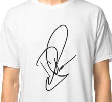 Dinah Jane signature - Black text ( New ) Classic T-Shirt