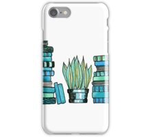 Readerly Greenery iPhone Case/Skin