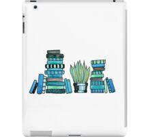 Readerly Greenery iPad Case/Skin