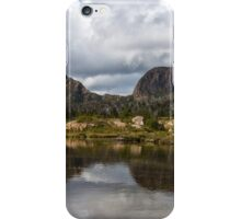 Mt Geryon and the Acropolis iPhone Case/Skin