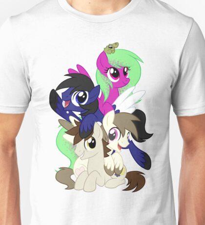 Dew Drop And Friends Unisex T-Shirt