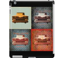 I support Project APACHE! iPad Case/Skin