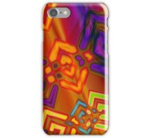 Linked - Abstract iPhone Case/Skin