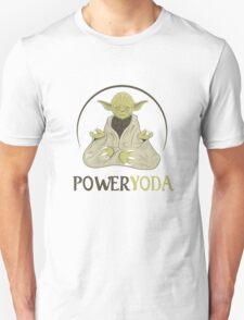 Power Yoda T-Shirt