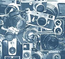 Classic Camera Collection by strayfoto