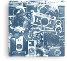 Classic Camera Collection Metal Print