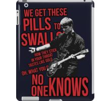 No One Knows - Queens Of The Stone Age iPad Case/Skin