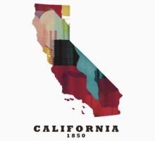 California state map Kids Clothes