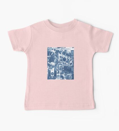Classic Camera Collection Baby Tee