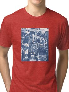 Classic Camera Collection Tri-blend T-Shirt