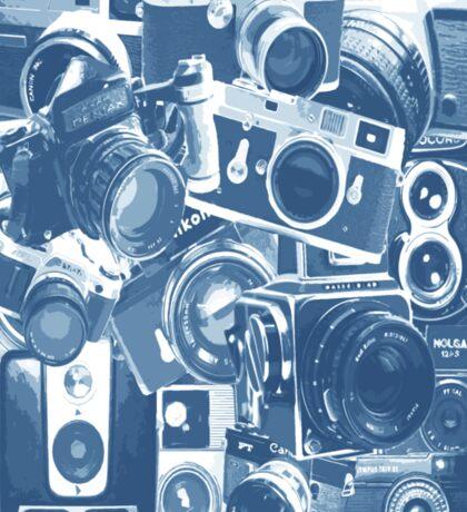 Classic Camera Collection Sticker
