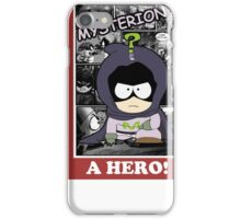 Mysterion - A power or curse? iPhone Case/Skin