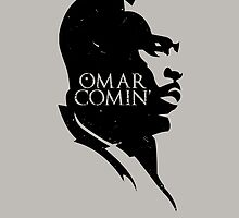 Omar Comin' by Phil Gilroy