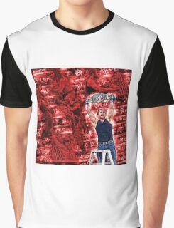 Ambrose Wins MITB Graphic T-Shirt