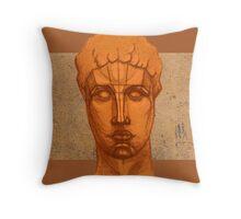 Ancient Future  Throw Pillow