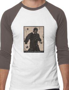 Kung Fu Joe Men's Baseball ¾ T-Shirt