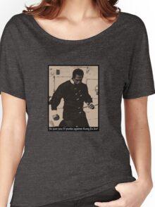 Kung Fu Joe Women's Relaxed Fit T-Shirt
