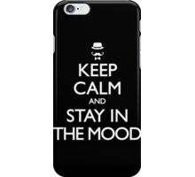 Keep calm - Paris iPhone Case/Skin