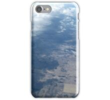 Clouds Across the Prairie iPhone Case/Skin