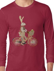 NUTS FOR TEA Long Sleeve T-Shirt