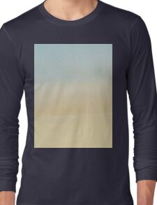 Abstract beach Long Sleeve T-Shirt