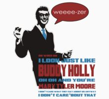 Weezer - Buddy Holly One Piece - Short Sleeve