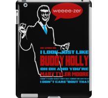 Weezer - Buddy Holly iPad Case/Skin