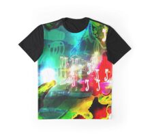 Abstract Raster 160 Graphic T-Shirt
