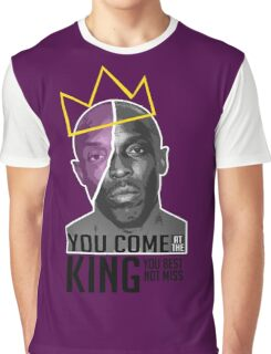 Omar Little - The Wire Graphic T-Shirt