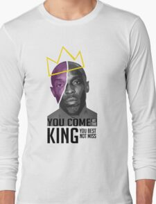 Omar Little - The Wire Long Sleeve T-Shirt