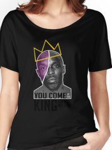 Omar Little - The Wire Women's Relaxed Fit T-Shirt
