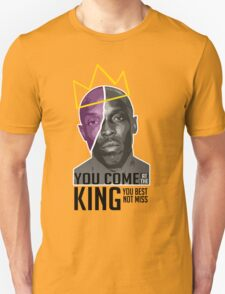 Omar Little - The Wire Unisex T-Shirt