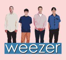 Weezer - Blue Album One Piece - Long Sleeve