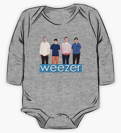 Weezer - Blue Album One Piece - Long Sleeve