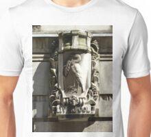 London Deco: Offices - The Adelphi Block2 (detail - Liverpool) Unisex T-Shirt