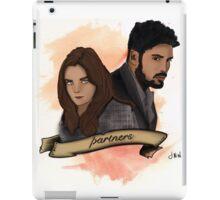 """Partners"" SethKate || From Dusk Till Dawn iPad Case/Skin"