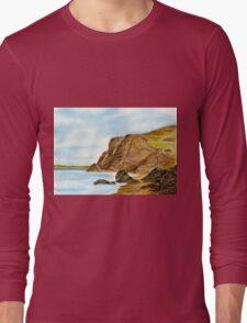 Ocean cliffs Long Sleeve T-Shirt