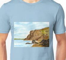 Ocean cliffs Unisex T-Shirt