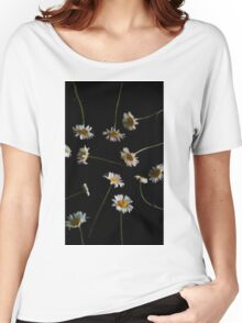 Daisies for dayzzz.... Women's Relaxed Fit T-Shirt