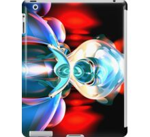Implosion Abstract iPad Case/Skin