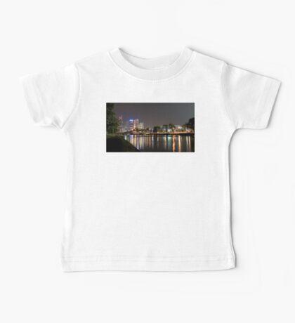 Melbourne. Yarra River Baby Tee